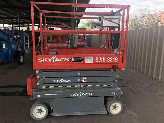 2014 Used SKYJACK SJIII3219 Scissor Lift Chandler
