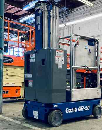 2013 Used GENIE GR20 Personnel Lift Chandler