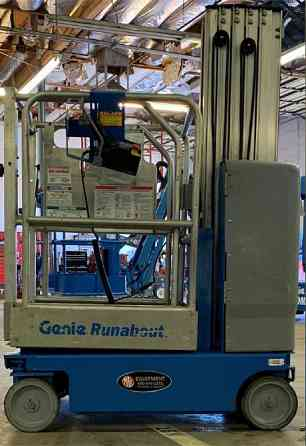 2012 Used GENIE GR20 Personnel Lift Chandler