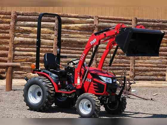 2021 New TYM T25HST-TL 25HP 4x4 Hystat Diesel Tractor With Loader Phoenix
