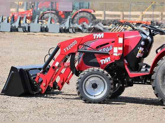 2021 New TYM T26HST-TL 25HP 4x4 Tractor Loader Phoenix