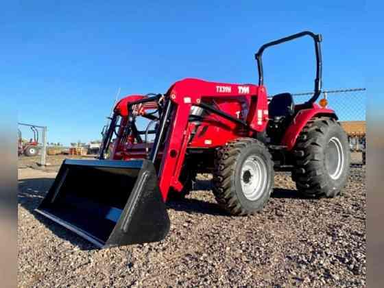 2021 New TYM T39ST 40HP 4x4 Diesel Tractor Loader Phoenix