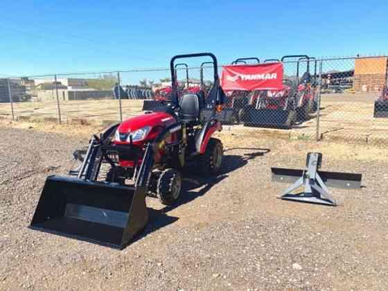 2021 New YANMAR 221CX-TL 4x4 24 BHP Tractor With Loader Phoenix