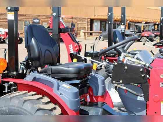 2021 TYM T25HST-TLB 25HP 4x4 Tractor Backhoe Loader Phoenix