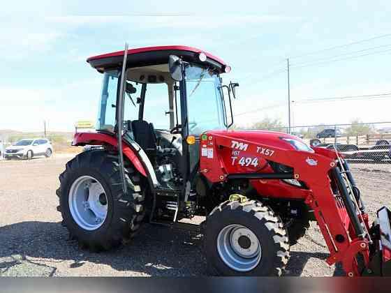 2021 New TYM T49HSTC-TL 48HP 4x4 Diesel Tractor Phoenix