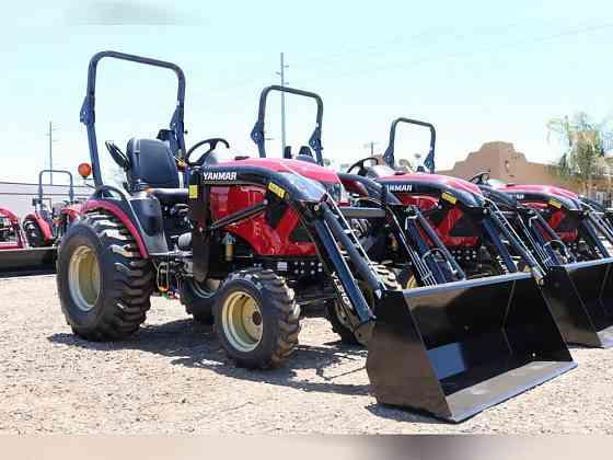 2021 New Yanmar 424CX-TL Diesel 4x4 Tractor Loader Phoenix