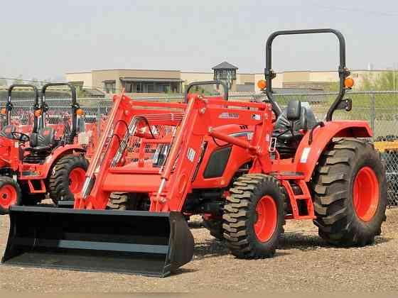 2020 New KIOTI RX7320 Turbo Diesel 4x4 Tractor Loader Phoenix