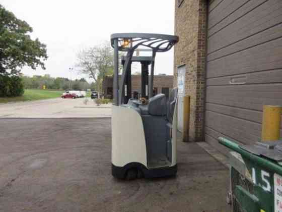 2010 Used Crown RC5535-30-190 Electric Forklift North Chicago