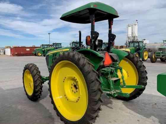 2020 Used John Deere 5075E Tractor Yuma