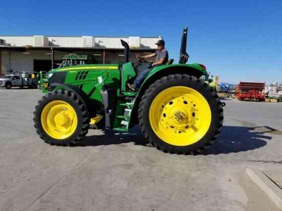 2017 Used John Deere 6145M Tractor Yuma