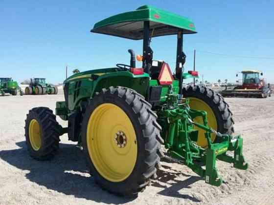 2017 Used John Deere 6105E Tractor Yuma