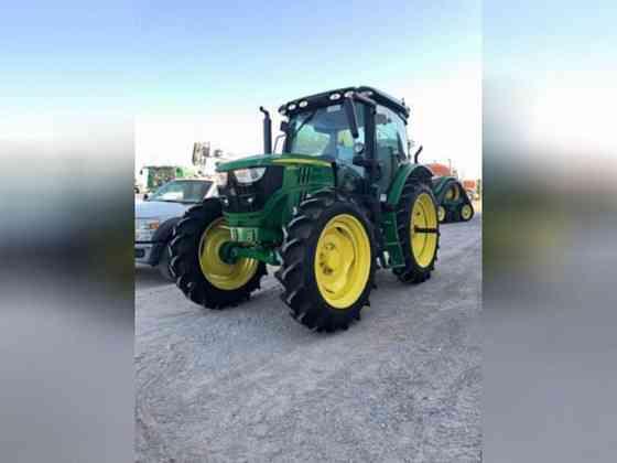 2019 Used John Deere 6120R Tractor Ehrenberg
