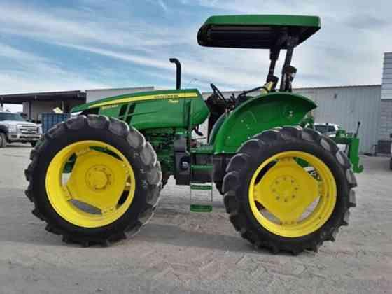 2018 Used John Deere 5100MH Tractor Ehrenberg
