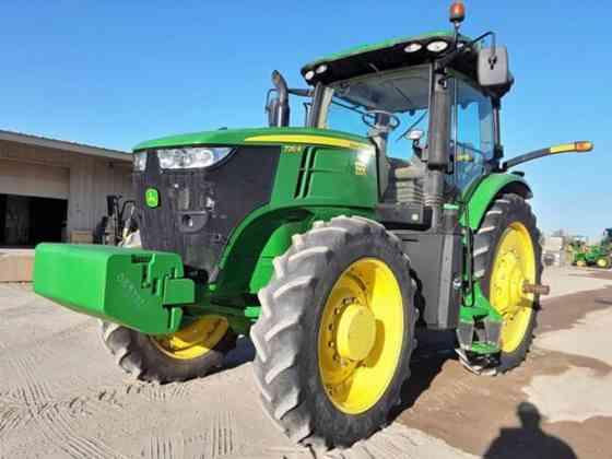 2016 Used John Deere 7210R Tractor Ehrenberg