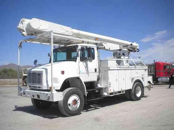 2003 Used ALTEC AM855 Bucket Truck Rillito