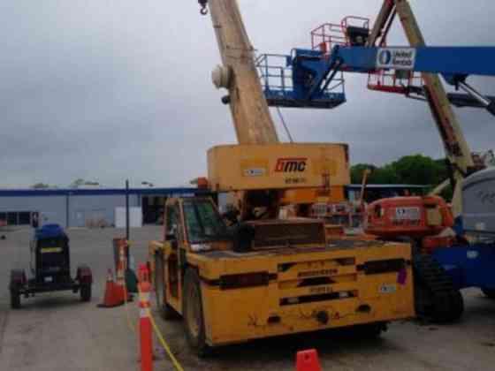 2011 Used Broderson IC-200-3G Crane Texarkana, Texas