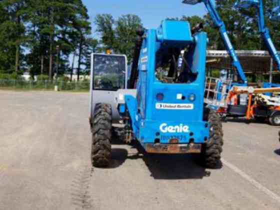 2012 Used Genie GTH-844 Telehandler Texarkana, Texas