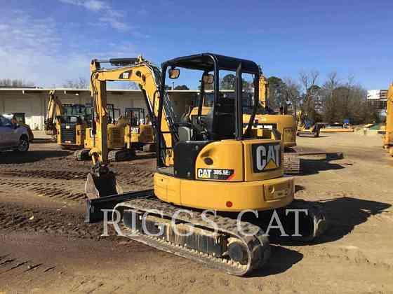 2019 Used CAT 305.5E Mini Excavator Russellville