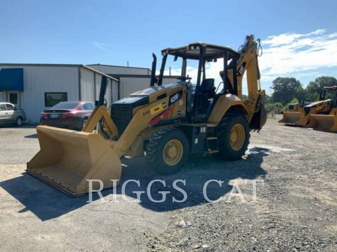 2019 Used CAT 420F 4E Backhoe Loader Russellville - photo 2