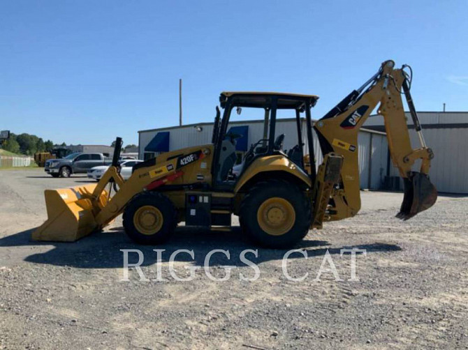 2019 Used CAT 420F 4E Backhoe Loader Russellville - photo 3