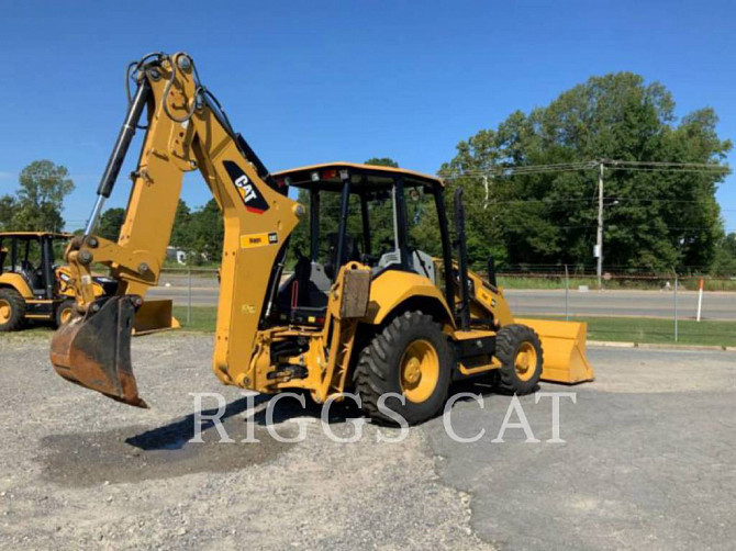2019 Used CAT 420F 4E Backhoe Loader Russellville - photo 1