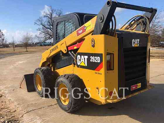 2019 Used CAT 262D A Skid Steer Loader Russellville