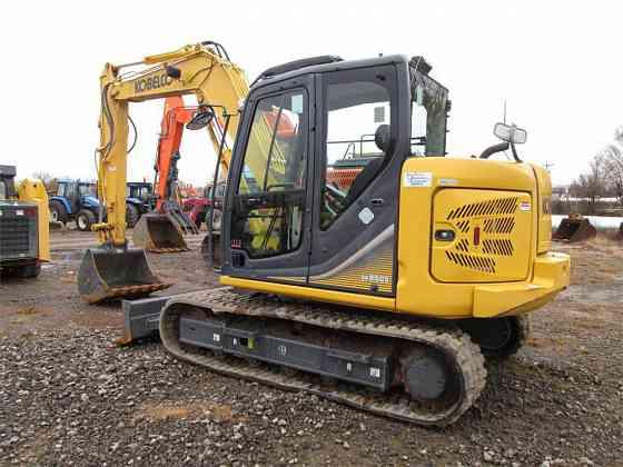 2017 Used KOBELCO SK85CS-3E Excavator Fort Smith