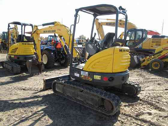 2018 Used NEW HOLLAND E37C Excavator Fort Smith