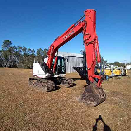 2017 Used LINK BELT 145X3 Excavator Robertsdale