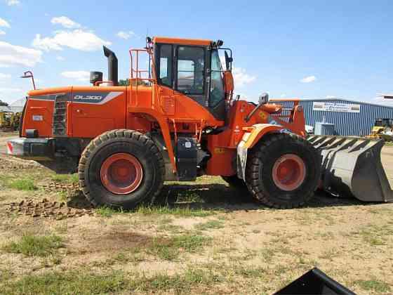 2016 Used DOOSAN DL300-5 Wheel Loader Fort Smith