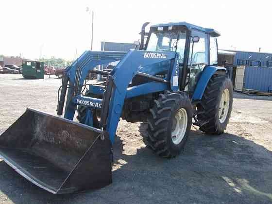 2000 Used NEW HOLLAND TS110 Tractor Fort Smith