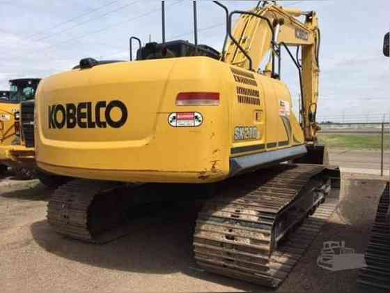 2014 Used KOBELCO SK210 LC-9 Excavator Fort Smith