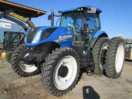 2016 Used NEW HOLLAND T7.260 Tractor Fort Smith