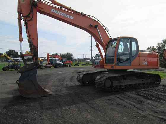 2008 Used DOOSAN DX225 LC Excavator Fort Smith