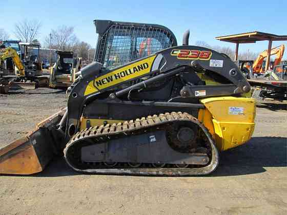 2013 Used NEW HOLLAND C238 Skid Steer Fort Smith