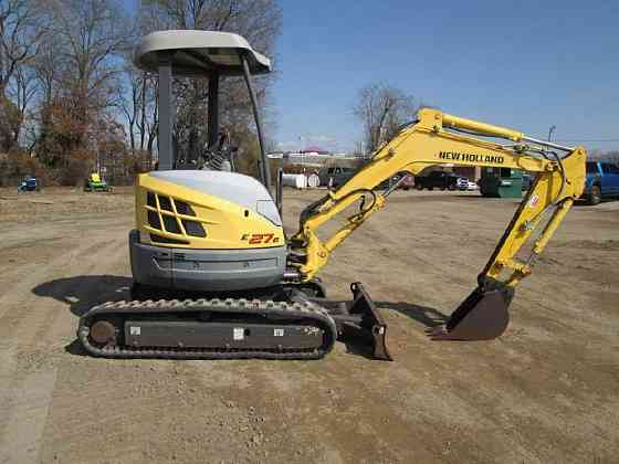 2011 Used NEW HOLLAND E27B Excavator Fort Smith