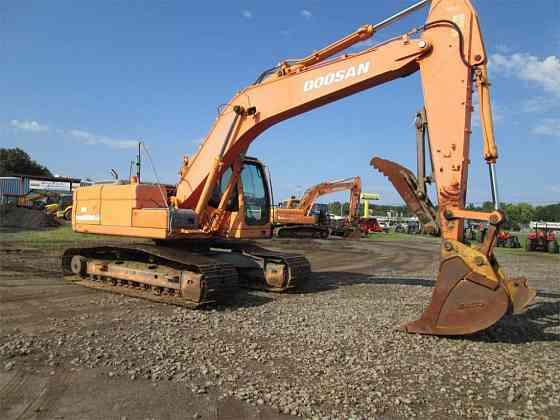 2007 Used DOOSAN DX225 LC Excavator Fort Smith