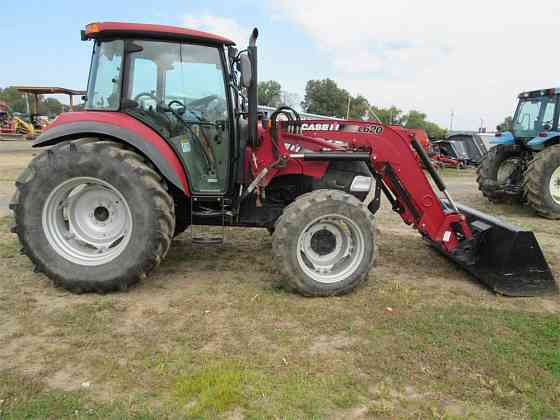 2015 Used CASE IH FARMALL 75C Compact Tractor Fort Smith