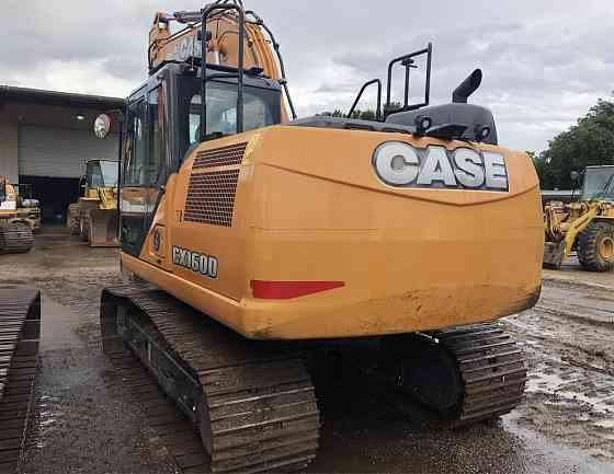2016 Used CASE CX160D Excavator Montrose