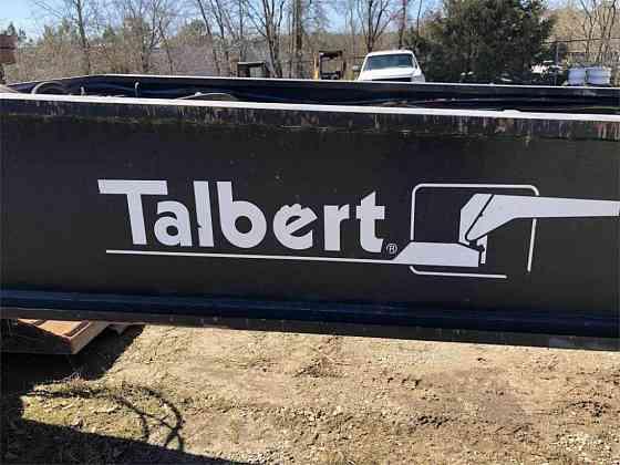 2004 Used TALBERT Lowboy Trailer Hot Springs National Park