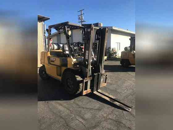 2009 Used CATERPILLAR GP40KL Forklift Riverside, Ohio