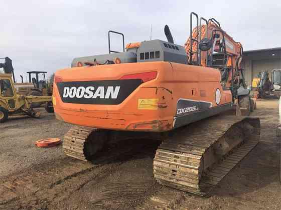 2015 Used DOOSAN DX255 LC-5 Excavator Montrose
