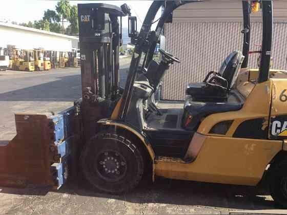 2012 Used CATERPILLAR P9000 Forklift Riverside, Ohio