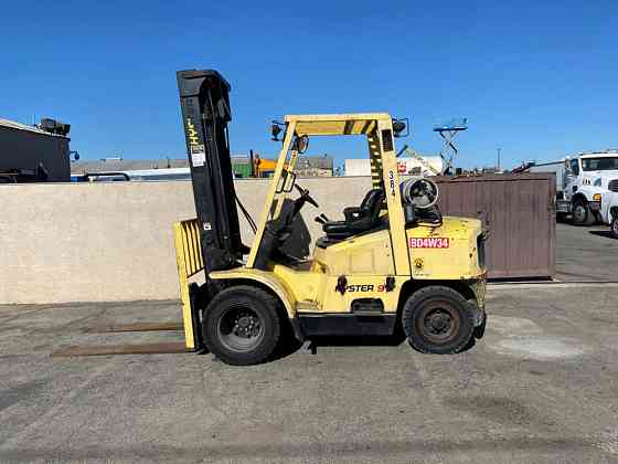 2005 Used HYSTER H90xm Forklift Montebello