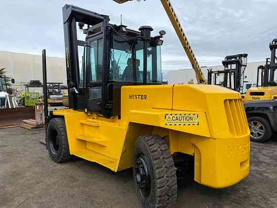 1997 Used HYSTER H250xl Forklift Montebello