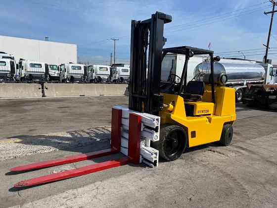 1997 Used HYSTER S155xl Forklift Montebello