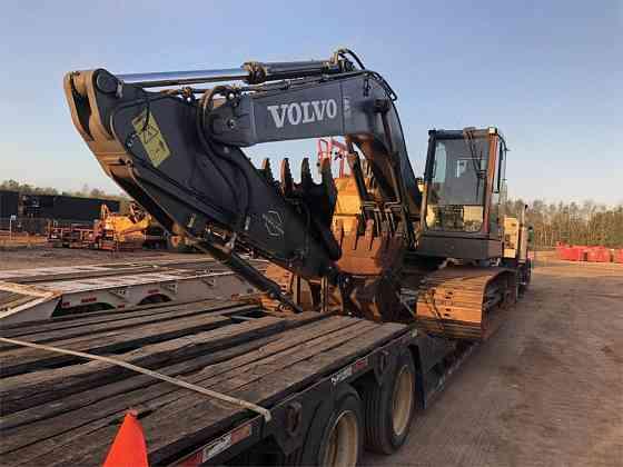 2016 Used VOLVO ECR235EL Excavator Montrose