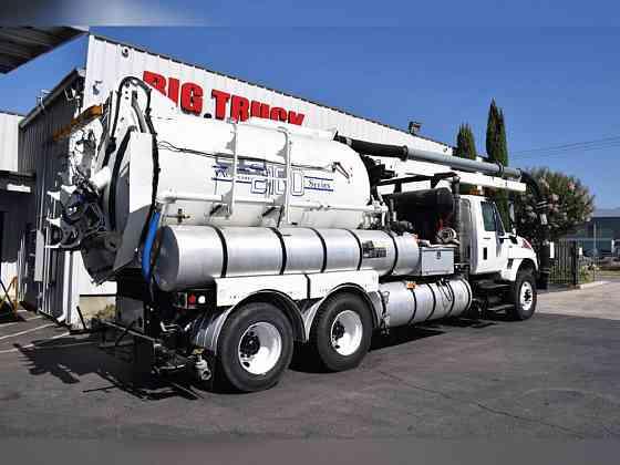 2011 Used VACTOR 2110-15 Vacuum Truck Fontana