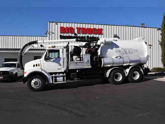 2004 Used VACTOR 2100 Vacuum Truck Fontana