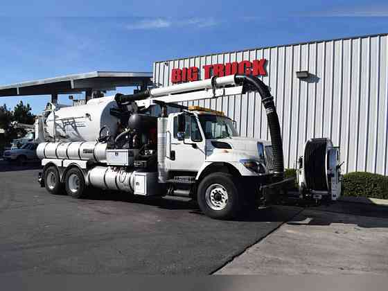 2008 Used VACTOR 2100 Vacuum Truck Fontana
